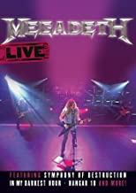 Megadeth: Megadeth Live
