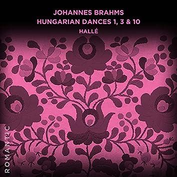 Johannes Brahms: Hungarian Dances 1, 3 & 10