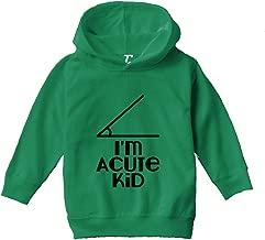 Tcombo I'm Acute Kid - Joke Funny Humorous Toddler/Youth Fleece Hoodie