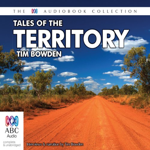 Tales of the Territory audiobook cover art