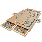 """SkyMall 1500 Piece Puzzle Board 