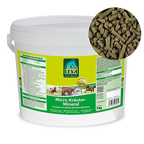 Lexa Micro-Kräuter-Mineral-9 kg Eimer