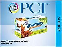 PCI PHASER 6600 106R02241 CYAN TONER 6K