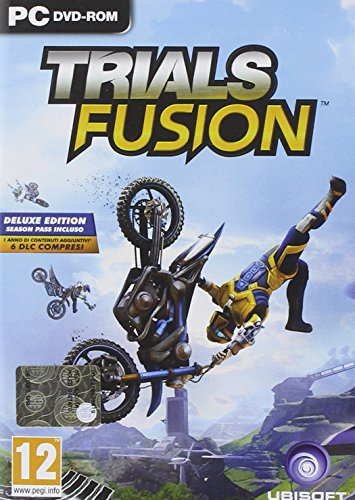Ubisoft Trials Fusion, PC - Juego (PC, PC, Racing, ENG)