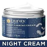 Nuray Naturals Vegan Night Cream for Skin Fairness, Brightening, Firming, Tightening and Hydration