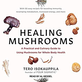 Healing Mushrooms     A Practical and Culinary Guide to Using Mushrooms for Whole Body Health              Auteur(s):                                                                                                                                 Tero Isokauppila,                                                                                        Mark Hyman - foreword                               Narrateur(s):                                                                                                                                 Al Kessel                      Durée: 2 h et 34 min     Pas de évaluations     Au global 0,0