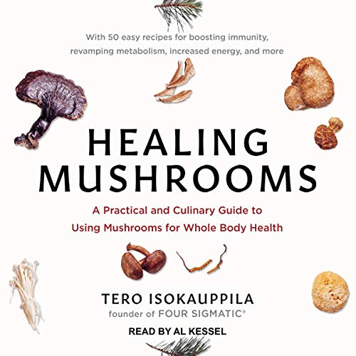 Healing Mushrooms  By  cover art