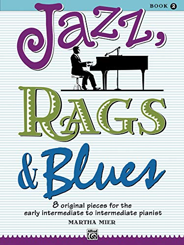 Jazz, Rags & Blues (Book 2)