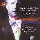 Dukas: Symphonie C-dur/Fanfare/La Peri/L'Apprenti sorcier