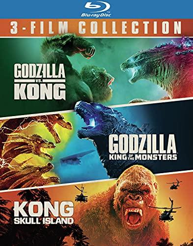 Godzilla Vs. Kong / Godzilla: King of the Monsters / Kong: Skull Island