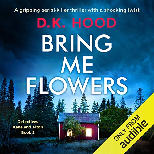 Bring Me Flowers audiobook cover art