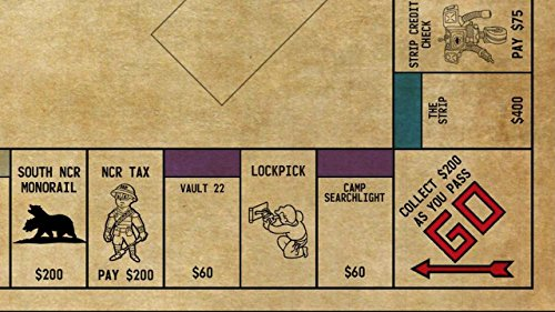 Monopoly: Fallout Collector's Edition - Exclusive by Monopoly