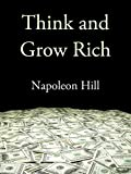 Think and Grow Rich (Start Motivational Books) (English Edition) - Format Kindle - 0,99 €