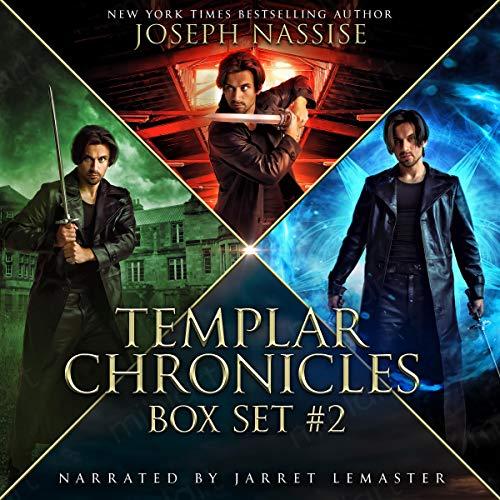 Templar Chronicles Box Set #2 cover art