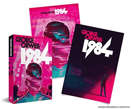 1984 - Edição com Brinde (Dois Pôsteres)