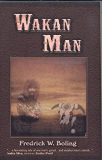 Wakan Man (English Edition)
