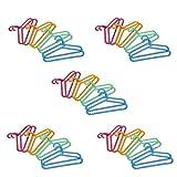 Ikea BAGIS Kinderkleiderbügel in Verschiedenen Farben; 40 Stück