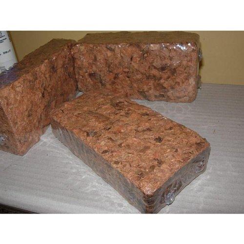 Coco Husk Brick ca.500 g - grob