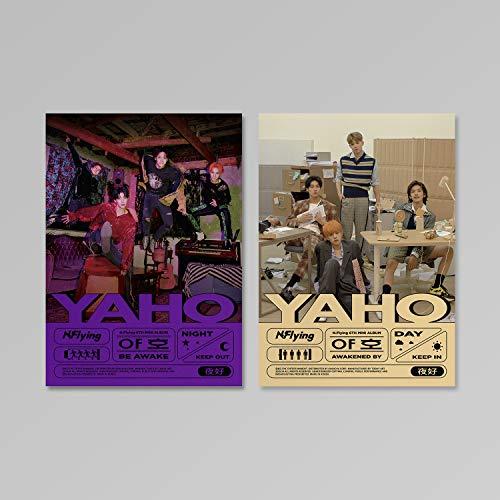 Yaho (Random Cover) (Incl. 80pg, Envelope, Talk Card, Film Photo +Selfie Card)