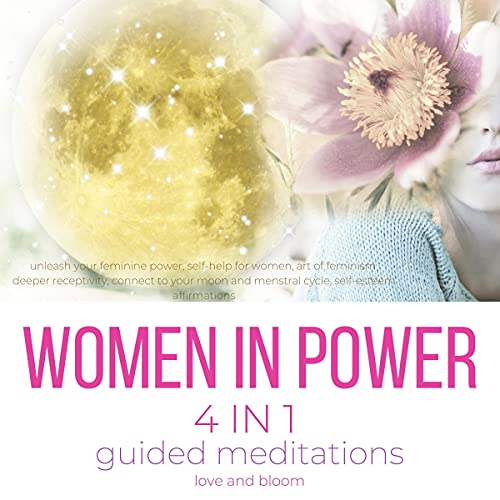 Download Women in Power Guided Meditations 4 in 1 audio book