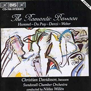 The Romantic Bassoon