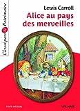Alice au pays des merveilles by Lewis Carroll(2014-08-20) - Livre de Poche Jeunesse (Le) - 01/01/2014