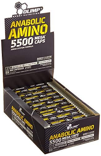Olimp Anabolic Amino 5500 Mega Caps Blister Box 30 x 30 Kapseln