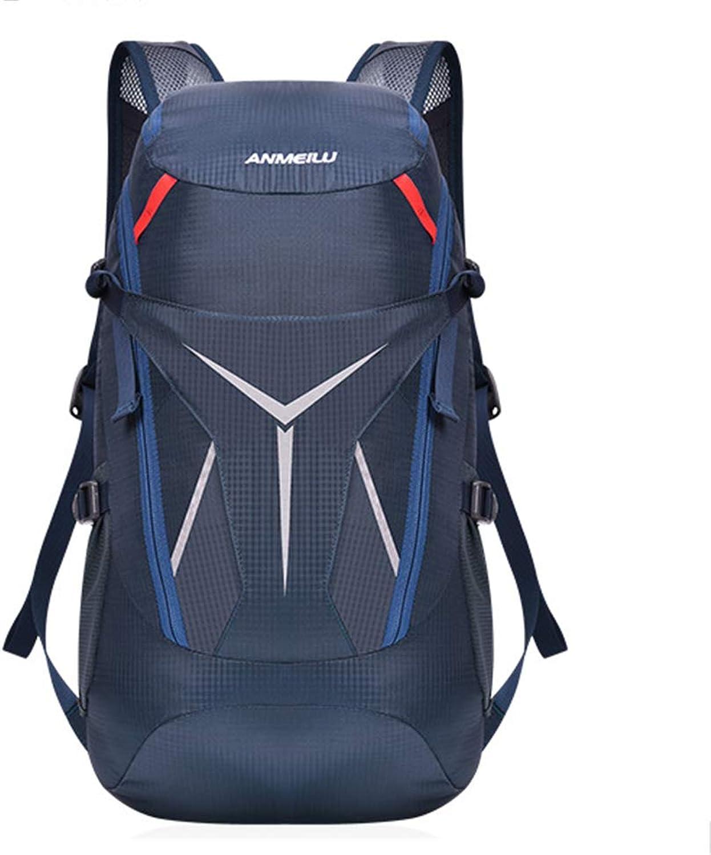 Hiking Backpack Lightweight Waterproof Portable Multifunction 18L Nylon