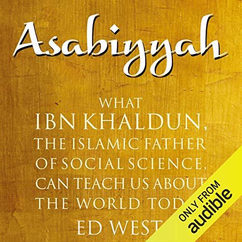 Asabiyyah audiobook cover art