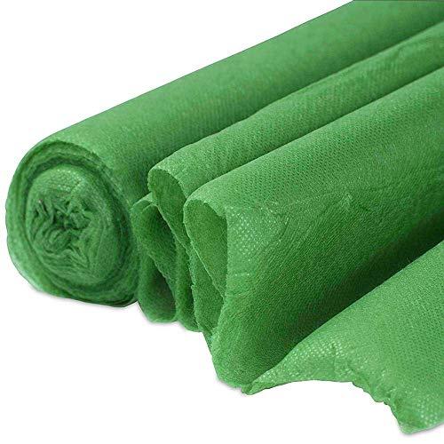 Ecisi Protections pour Arbres, Couverture Anti-Gel pour Hiver, Tissu Non-tissé Anti-Gel pour l'hiver, Protections Anti-Hivernales pour Tronc d'arbre, Plantes Anti-Gel pour Bandages
