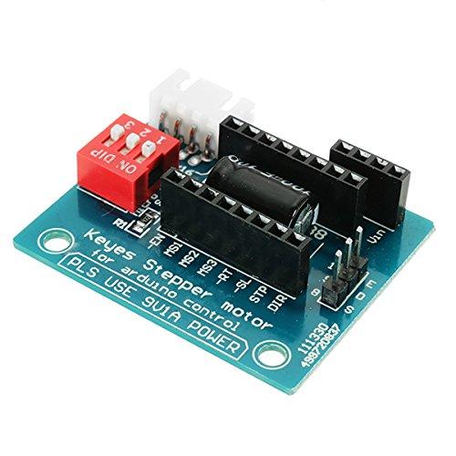 ILS - A4988 / DRV8825 Stepper Motor Control Board Scheda di espansione per stampante 3D