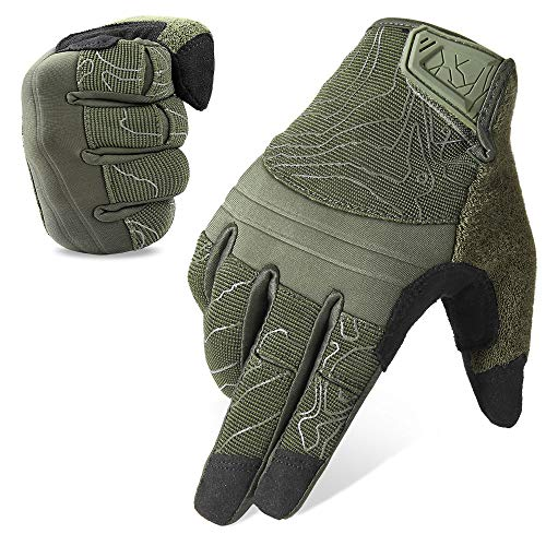 AXBXCX Touch Screen Tactical Gloves Men...