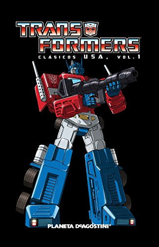 Transformers Marvel USA nº 01/08: 192 (Independientes USA)