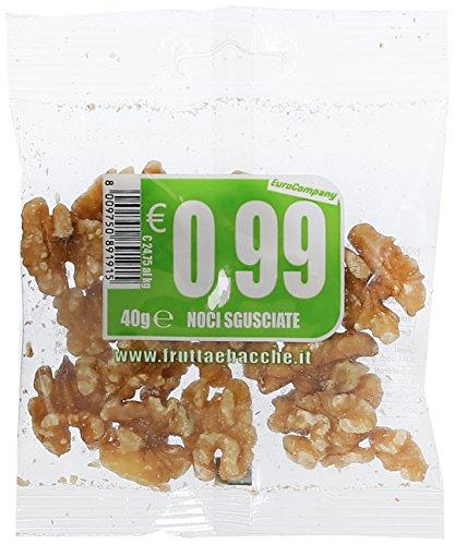 Euro Company - Noci Sgusciate - 7 confezioni da 40 g [280 g]