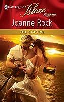 The Captive (Harlequin Blaze Historicals)
