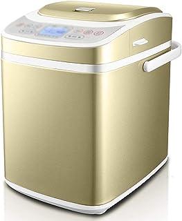 GPWDSN Helautomatisk matning frukt bröd maskin dubbelrör uppvärmning multifunktion intelligent knådning deg bröd rostare