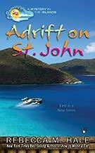 Adrift on St. John (Mystery in the Islands Book 1)