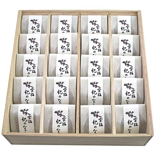 宝梅 紀のなごみ SH-50 はちみつ入り 木箱入り・和紙風呂敷付き 個包装 お中元 お歳暮