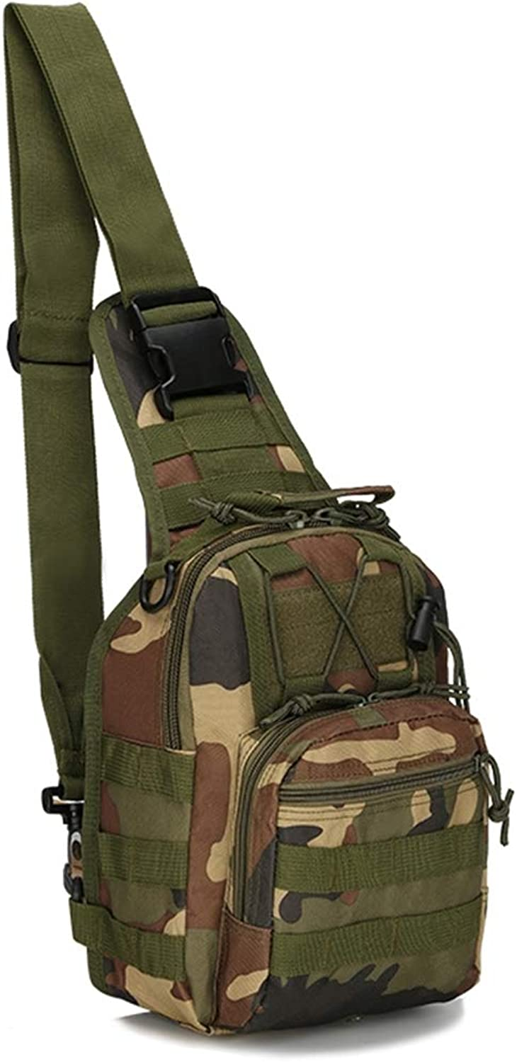 Vacation Outdoor Outlife Multipurpose Unisex 600D Military Tactical Backpack Camping Hiking Hunting Camouflage Backpack Bag, Size  30  22  5.0cm Convenient (SKU   Hc9877e)