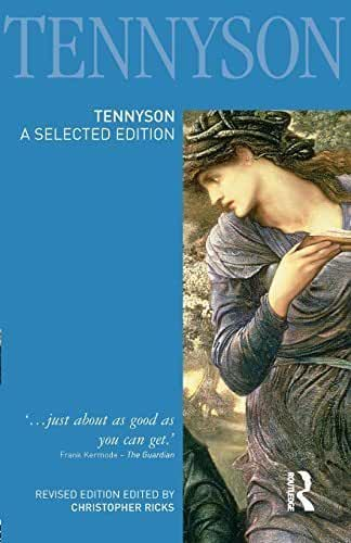 Tennyson: A Selected Edition (Longman Annotated English Poets) by Alfred Tennyson(2006-10-20)