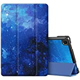 Fintie SlimShell Funda para Samsung Galaxy Tab A7 10.4'' 2020 - Carcasa Fina y Ligera con Función de Soporte y Auto-Reposo/Activación para Modelo SM-T500/T505/T507, Cielo Estrellado
