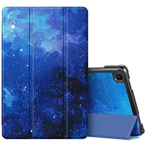 Fintie SlimShell Funda para Samsung Galaxy Tab A7 10.4' 2020 - Carcasa Fina y Ligera con Función de Soporte y Auto-Reposo/Activación para Modelo SM-T500/T505/T507, Cielo Estrellado