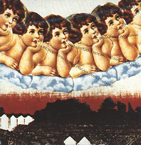 Cure, The - Japanese Whispers: The Cure Singles Nov 82 : Nov 83 - Fiction Records - 817 470-1
