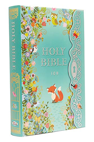 Compare Textbook Prices for The ICB, Blessed Garden Bible, Hardcover: International Children's Bible Illustrated Edition ISBN 9780718092207 by Thomas Nelson