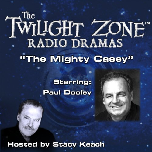 The Mighty Casey audiobook cover art