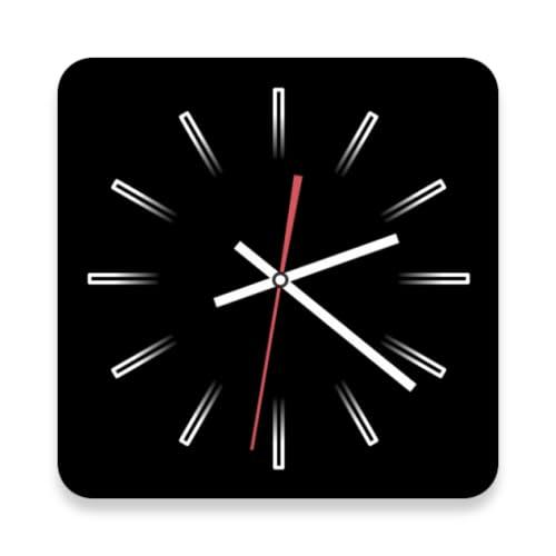 Analog- & Digitaluhr-Bildschirmschoner
