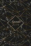 Agenda 2019: Pianifica i tuoi appuntamenti quotidiani - Agenda settimanale con calendario 2019