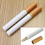 DYTJ-TOOLS Porte-Cure-Dents En Forme De Cigarette Distributeur De Choix De Dents...