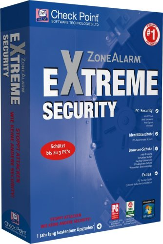 ZoneAlarm Extreme Security 2010