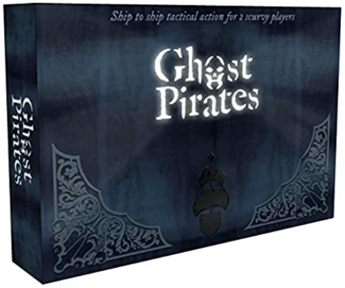 Ghost Pirates IGGP01 by Game Salute